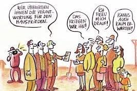 Amtsübergabe Pfadiheim Schlieren