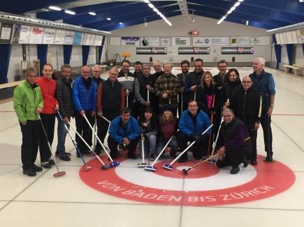 Curling Benefiz Turnier RC Zürich Limmattal 2019